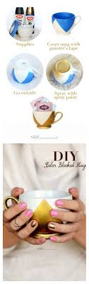 diy mugs you can do in your time creative diy mugs you can do in your time