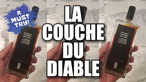 <b>SERGE LUTENS LA COUCHE</b> DU DIABLE (The Devil's Diaper) | 1st ...
