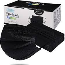 Biwisy 50pcs 3-Ply Disposable Face Mask Breathable ... - Amazon.com