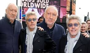 Roger Daltrey <b>Pete Townshend</b>: Are The Who stars friends? What ...