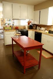 countertops dark wood kitchen islands table:  full size of awesome orange painted portable kitchen island beige wooden lmainate flooring white wooden kitchen