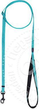 Купить <b>Поводок для собак Rukka</b> Bliss Leash голубой 10мм 2м с ...