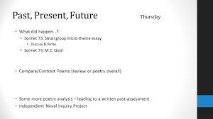 essay sonnet 73 essay pics resume template essay sample essay monday tuesday wednesday hook housekeeping homework thursday sonnet 73