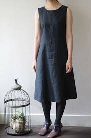 LINNET Pattern:No.88 Simple <b>One Piece</b> Dress