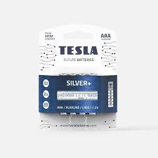 <b>Батарейки ААА</b> та АА <b>TESLA</b> SILVER + (Оригінал) на IZI.ua ...