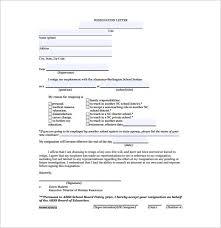 teacher resignation letter templates – free sample  example    teacher resignation letter due for relocation free pdf format