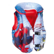 <b>Надувной жилет BestWay</b> Человек паук, артикул: 98014EU ...