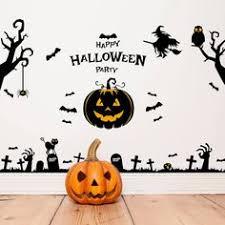 <b>3D DIY</b> PVC Wall Window Stickers <b>Halloween</b> Decoration Wall ...