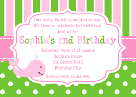 how to design birthday invitations invitations design green pink how to design birthday invitations