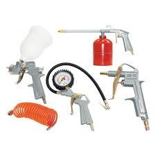 <b>Набор</b> пневмоинструмента <b>FUBAG 120101</b>, 5 предметов ...