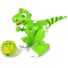 <b>Робот</b> динозавр интерактивный с паром <b>Jiabaile</b> Dinosaur ...