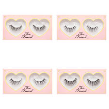 <b>Too Faced</b> Better Than <b>Sex</b> Faux Mink Falsie Lashes | 4 False Lash ...