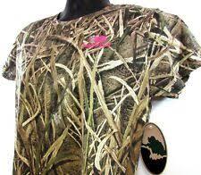 Обычный размер Mossy Oak камуфляж <b>футболки</b> для <b>женский</b> ...
