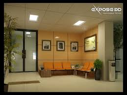 calming and welcoming office waiting room in soft orange calamaco brochure visit europe visit france automne