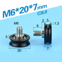 m6 pulley