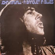 <b>John Mayall - A</b> Banquet In Blues (1976, Vinyl) | Discogs