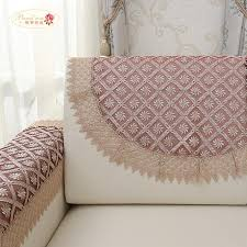 proud rose plaid sofa cushion four seasons cover carpet nordic cotton seat pad universal customize