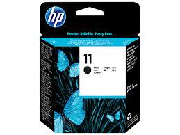 HP 11, <b>Печатающая головка HP</b>, Черная | HP® Russia