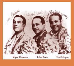 Resultado de imagen para Trio Matamoros