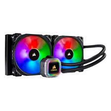СВО для процессора Corsair <b>Hydro Series H115i</b> RGB PLATINUM ...