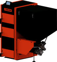 Котел Metal-Fach SEG 17 кВт с правой подачей | Metal-Fach