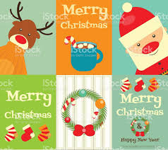 set of cute christmas posters stock vector art istock set of cute christmas posters royalty stock vector art