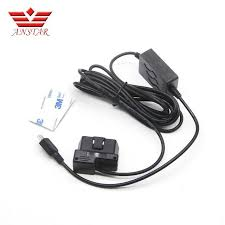 <b>OBD II Buck Line</b> for 24 Hours Parking Monitoring DVR Camera ...