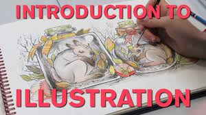 How To: Introduction to <b>Illustration</b> with Alison Woodward - YouTube