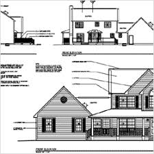 What    s Included in a House Plan Order at FamilyHomePlans comHouse Plans