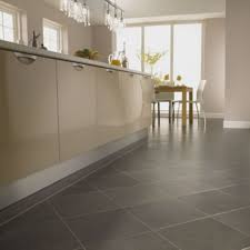 Gray Tile Kitchen Floor Flooring Ideas Right Kitchen Tile Flooring For The Comfortable