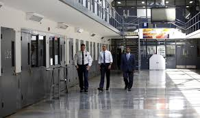 senators set to announce deal to reduce prison population president barack obama tours the el reno federal correctional institution in el reno okla