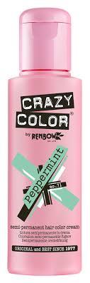 Полуперманентная <b>краска для волос Semi-Permanent</b> Hair Color ...