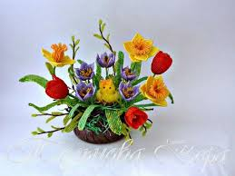 Одноклассники   Бисерные цветы, Бисер, Бисероплетение