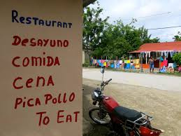 photo essay motorbike trip to rio san juan turf to surf n small town rest stop