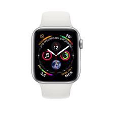 Часы <b>Apple Watch</b> Series 4 GPS 44mm Aluminum Case with Sport ...