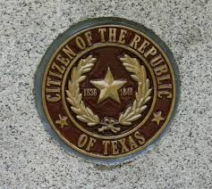「Texas exists as an independent republic for almost a decade」の画像検索結果