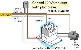 120 volt relay wiring diagram 120 Volt Relay Wiring Diagram how to install and troubleshoot photo eye dayton 120 volt relay wiring diagram