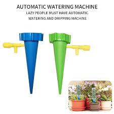 1Pcs <b>Plant</b> Self <b>Watering Adjustable</b> Stakes System Vacation <b>Plant</b> ...