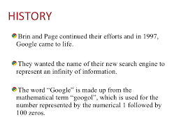 「1998 lawrence edward larry page & sergey brin established google」の画像検索結果