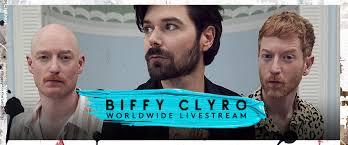 <b>Biffy Clyro</b> Livestream