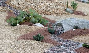 deserts rocks and dry creek on pinterest backyard landscaping ideas rocks
