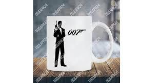 <b>Кружка James Bond</b> – от 383 руб. в Тюмени