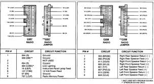 2002 ford windstar radio wiring diagram 2002 image stereo wiring diagram for 2002 ford windstar the wiring on 2002 ford windstar radio wiring diagram