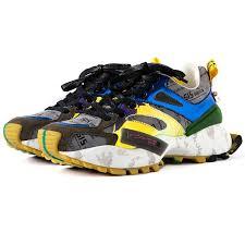 2019 Fashion Style Platform Yellow Gray <b>Chunky</b> Sneakers Dad ...