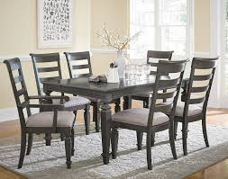 seven piece dining set: standard furniture garrison seven piece dining set item number xx