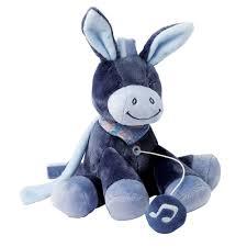 <b>Мягкая</b> музыкальная <b>игрушка Nattou</b> Soft <b>Toy</b> Mini Alex&Bibou ...