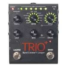 <b>DIGITECH TRIO+</b> BAND CREATOR Гитарная <b>педаль</b> ...
