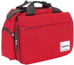 <b>Сумка для мамы INGLESINA</b> MY BABY BAG RED. Купить в ...