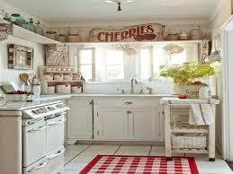 shabby chic kitchen ideas french