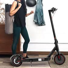 E9 Pro <b>Folding</b> Electric Scooter Speed 25km/h <b>7.5Ah Waterproof</b> ...